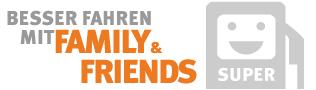 Family & Friends Rabattkarte